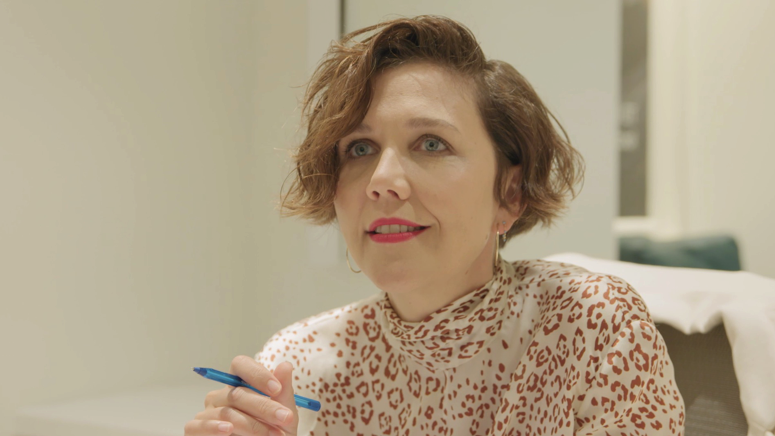 Audible Maggie Gyllenhaal Music Production Sound Design